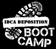 IDCA Deposition Bootcamp